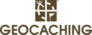 Geocaching-Logo von Groundspeak Inc.