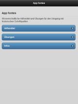 Historische Schriftzeichen mit Font-App beim Geocaching schnell und einfach datieren